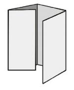 Double Gate Fold